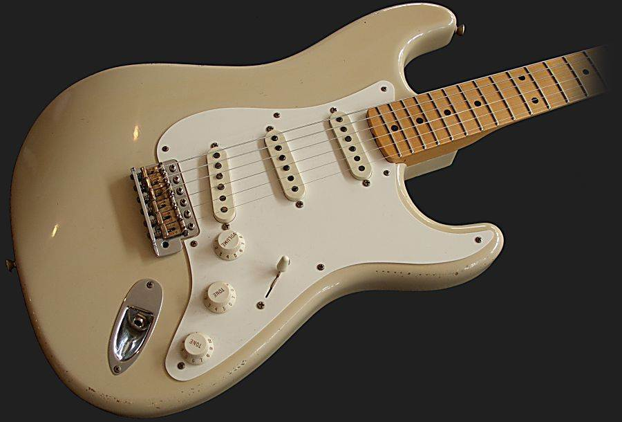 Fender Tod Krause Masterbuilt 59 Stratocaster | Relic & Limited Edition